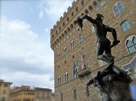 The Whispering Walls of Florence's Palazzo Vecchio