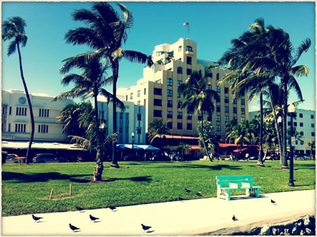 Collins Ave South Beach Miami