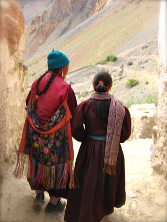Stepping into Ladakhi culture India