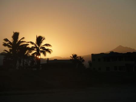 Baja Mexico Sunrise
