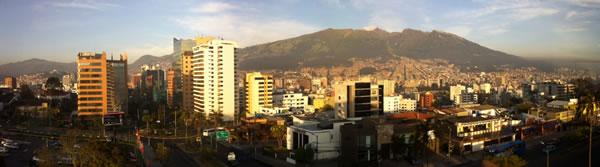 Quito-Ecuador-panorama