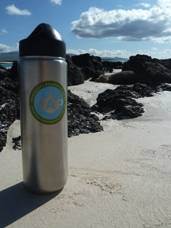 Travelers Against Plastic Campaign Launches Today on World Water Day