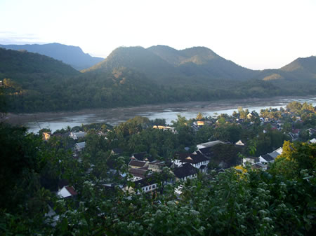 A Day in the Life of Luang Prabang