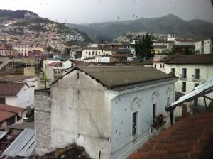 Casona de la Ronda rooftop view