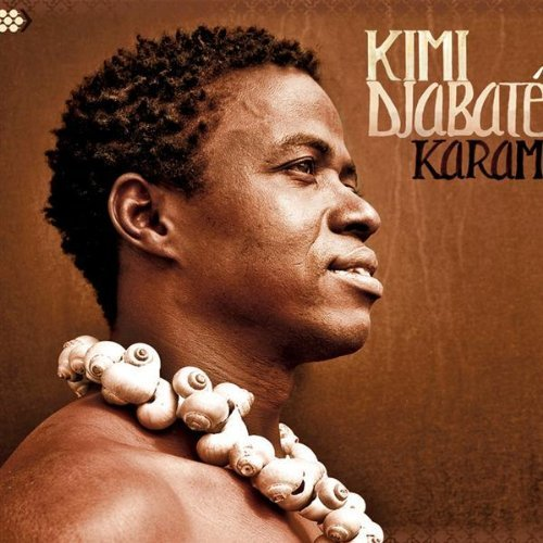 Kimi Djabate CD cover