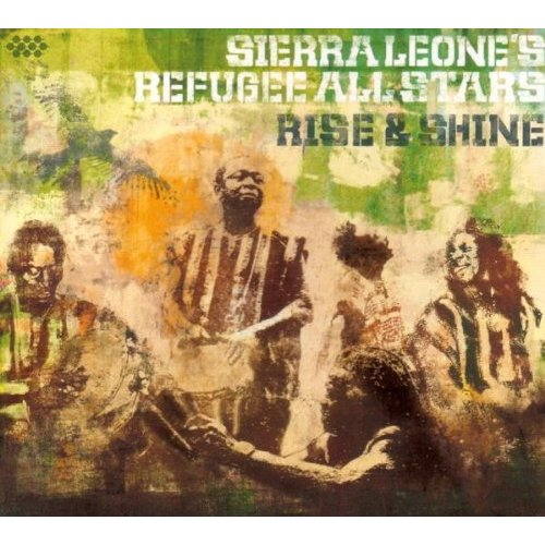 Sierra Leone's Refugee All Stars CD cover