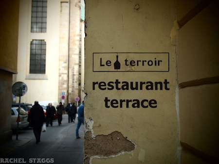 le terroir restaurant bib gourmand michelin prague praha czech republic bohemia