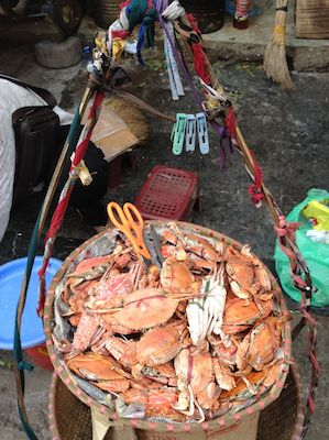 Street Food in Hanoi: A Crab-leidoscope of Flavors