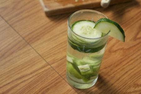 Kiwi cucumber