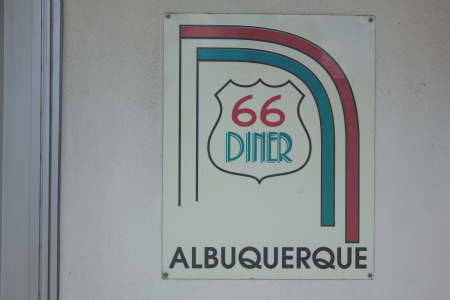 Albuquerque 66 diner