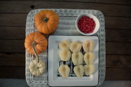 Rosy pear ingredients