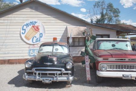 Sno Cap cars