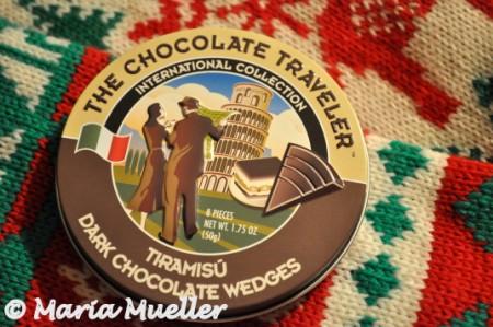 The Chocolate Traveler