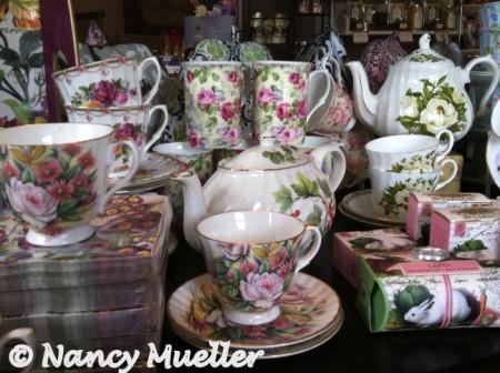 Q is for Queen Mary Tea Room - WanderBoomer