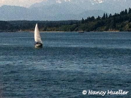 View from Edmonds Ferry