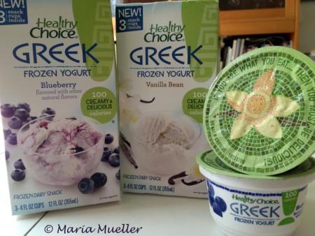 Healthy Choice Greek Yogurt