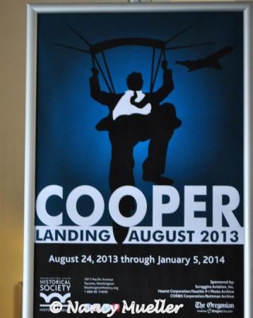 D.B.COOPER Exhibit