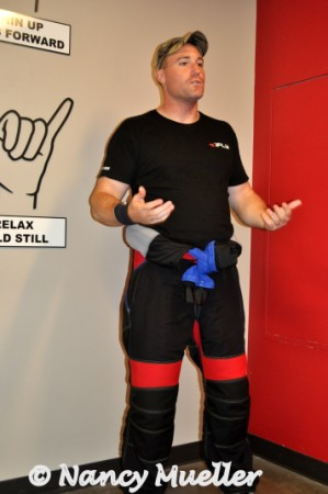 Instructor Mike iFLY Seattle