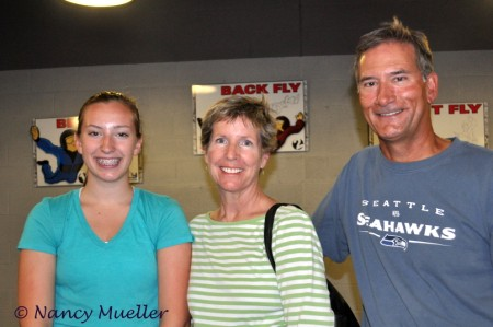 The Green Family iFLY Seattle