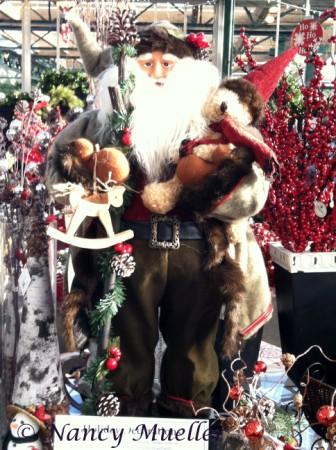 Swansons Santa