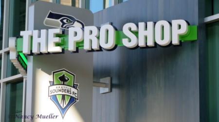 Seattle Seahawks Pro Shop