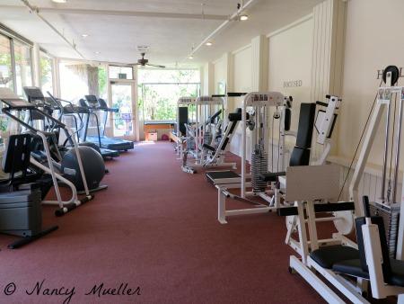 The Oaks at Ojai Fitness Equipment