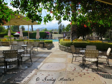 The Oaks at Ojai Pool View