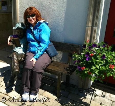 Solo Travel Nancy Mueller Langley, WA