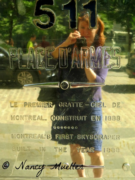 Solo Travel Nancy Mueller Montreal