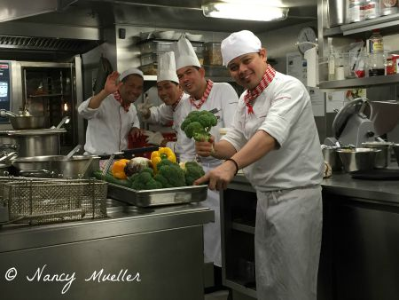 Kitchen Staff Viking River Cruises