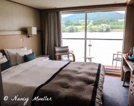 Viking River Cruises Veranda Stateroom