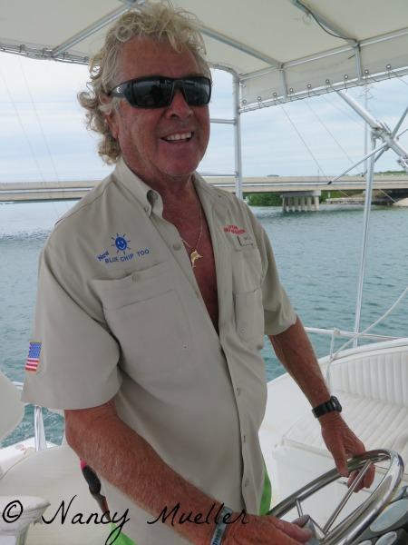 Captain Skip Bradeen