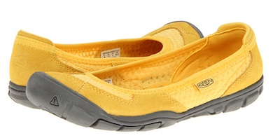 Keen CNX Flats Offer Comfort and Style For Brave New Toes