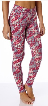 Womens Bramble Print Legging