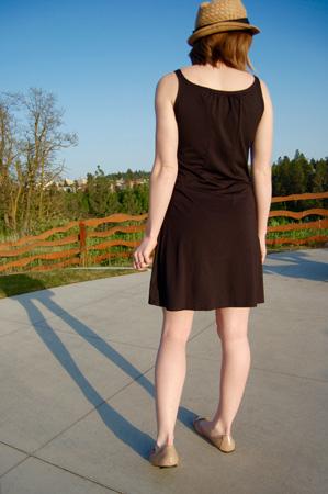 ExOfficio Sol Cool Dress back