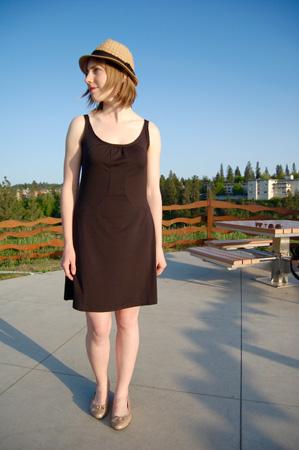 ExOfficio Sol Cool Dress front