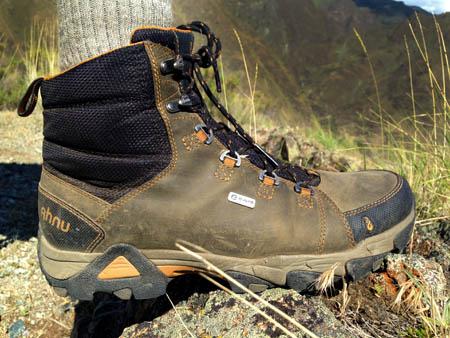 Ahnu's Coburn Boot