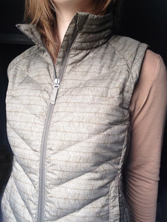 Trinity Down Vest from Royal Robbins