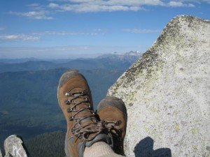 St Elias GTX backpacking boot 4