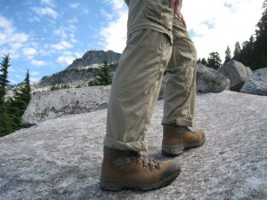 St. Elias GTX backpacking boot