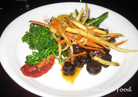 Martine's Vegetarian Dinner