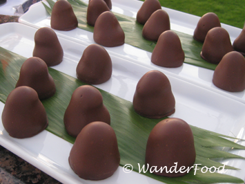 Chocolate Opihis