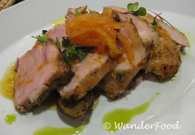 Josselin's Pork Belly