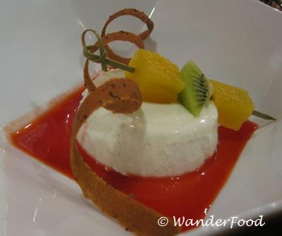 Josselin's dessert