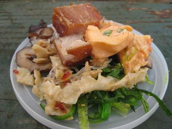 Kauai Poke Plate