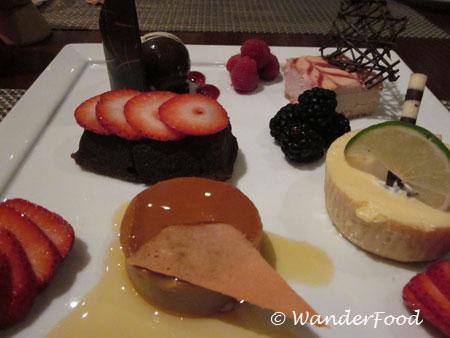 Islands Dining Desserts Orlando