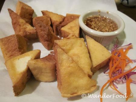 Araya's Place Tofu