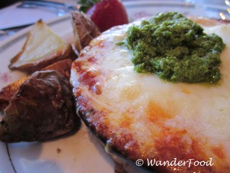 Tuscan Tearoom Baked Eggs