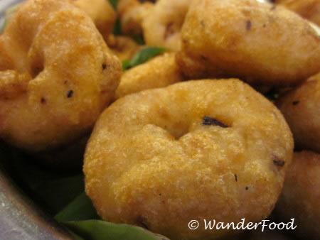 Vada Indian Donut