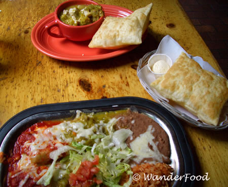 WanderFood Wednesday: Santa Fe Plates